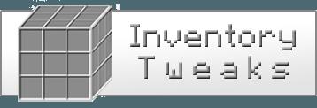 Мод InventoryTweaks для Minecraft 1.12 1.11.1 1.11 1.10 1.9