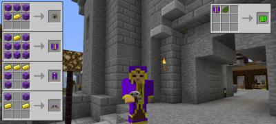 Мод Wizarding Robes для Minecraft 1.15 1.14.4 1.14 1.13.2 1.12.2