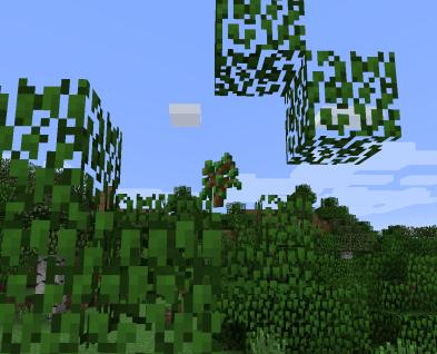 Мод FastLeafDecay для Minecraft 1.15 1.14.4 1.14 1.13.2 1.12.2