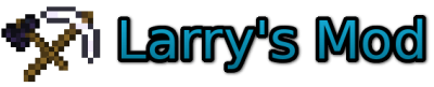 Мод Larry's Mod для Minecraft 1.12 1.11.1 1.11 1.10 1.9