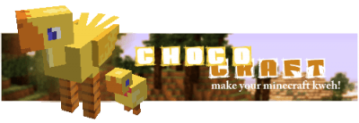 Мод ChocoCraft для Minecraft 1.15 1.13 1.12.2 1.10.2 1.9.4